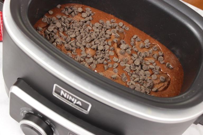 crock pot chocolate lava cake