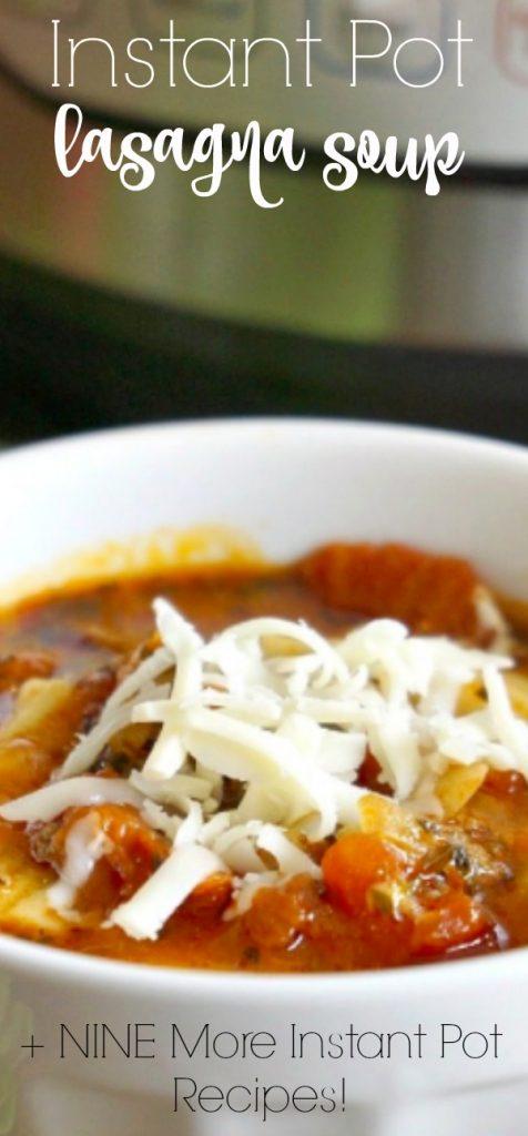 instant pot recipes easy