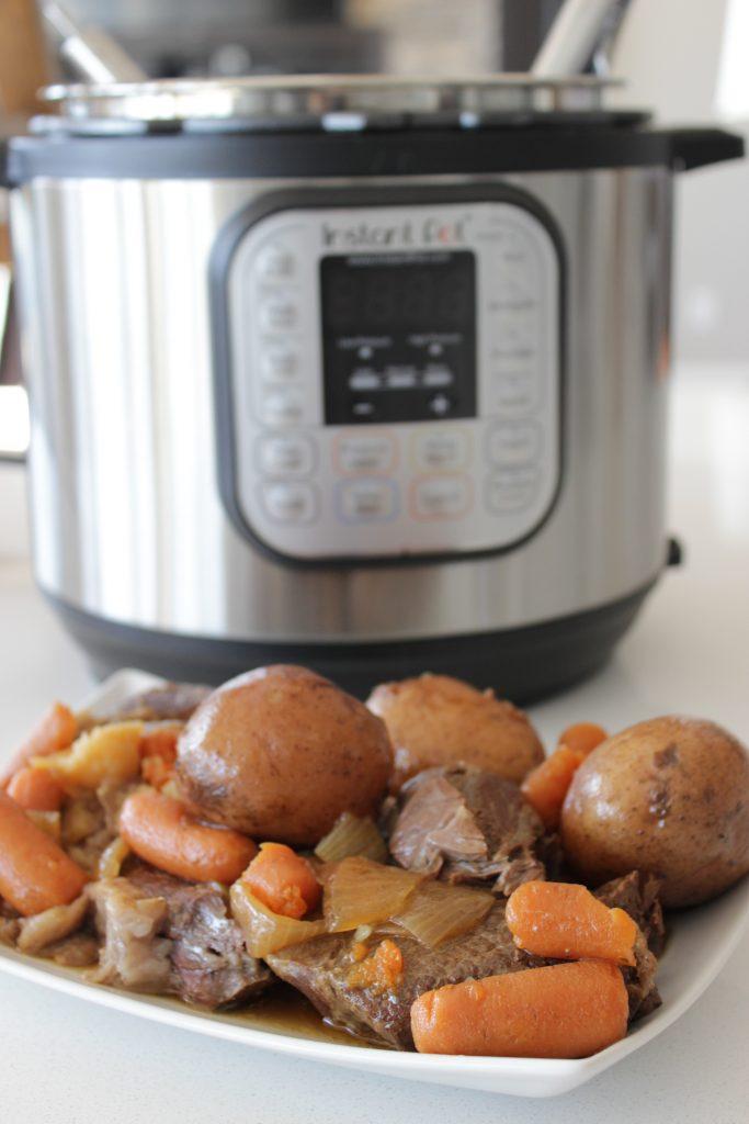 Instant Post easy beef roast recipe