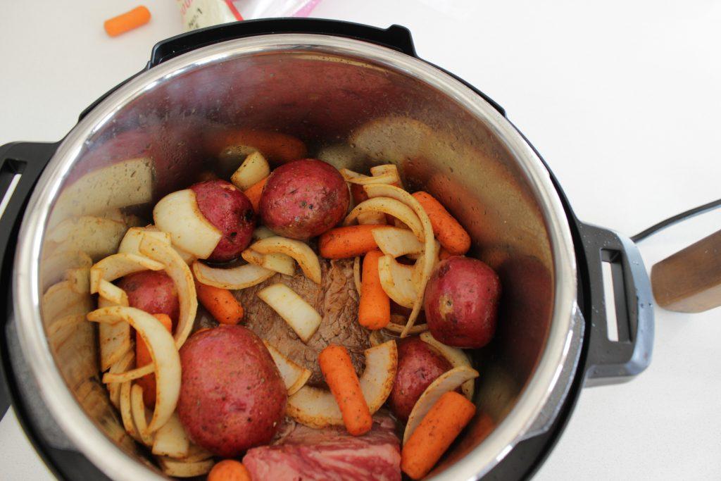 instant pot beef roast ingredients