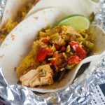 chicken fajitas from the instant pot