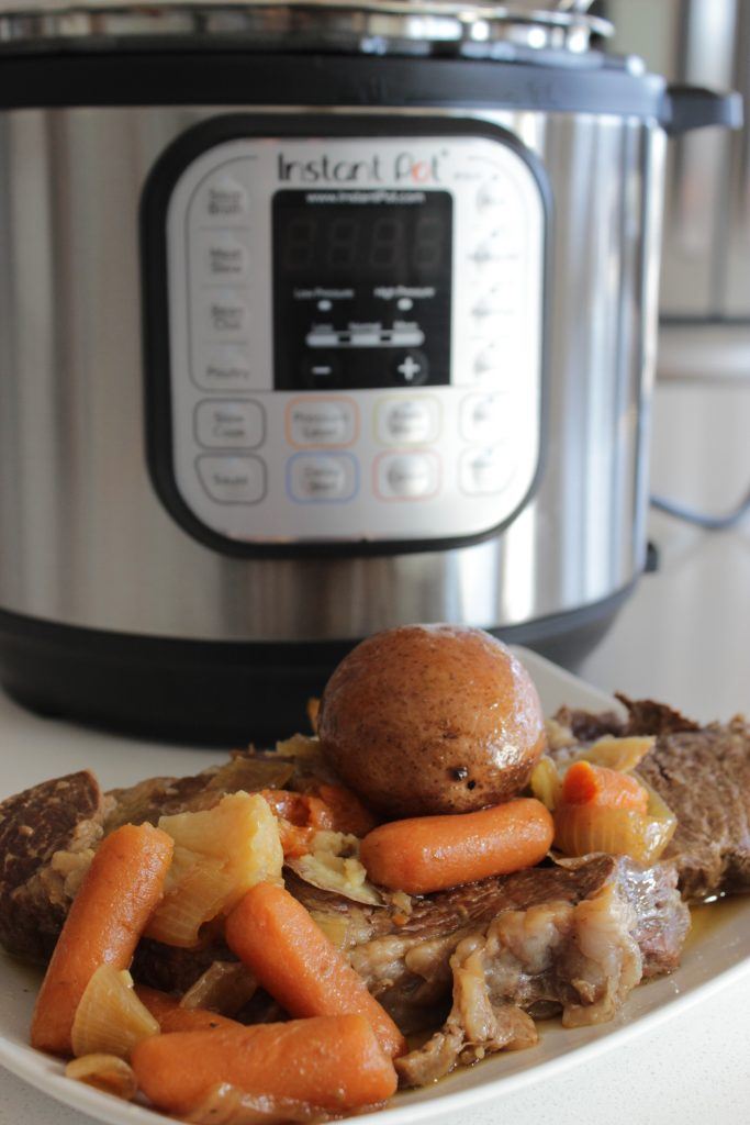 Instant pot pot roast recipe - this one is my favorite!