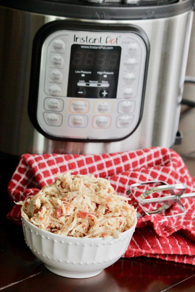 how-to-make-shredded-chicken-instant-pot