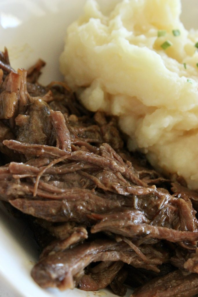 chuck roast slow cooker recipe moist