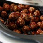 meatballs with jelly