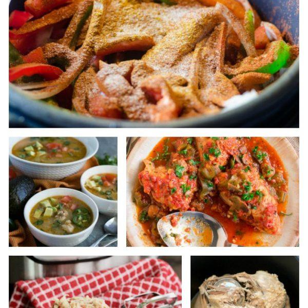 Chicken Keto Instant Pot Dinner Recipes