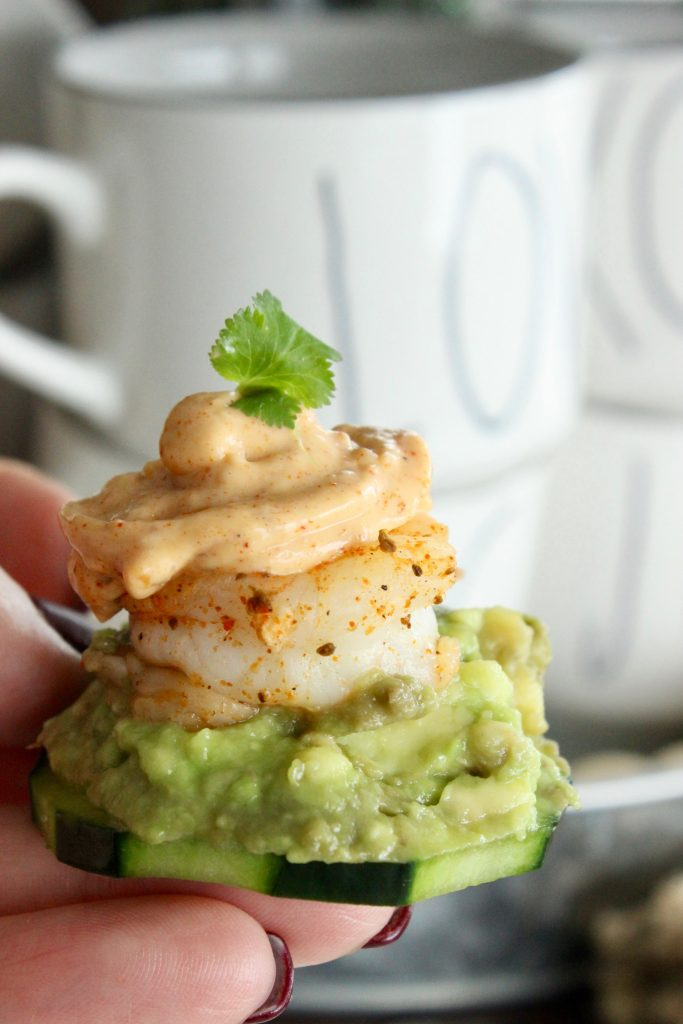 high protein appetizer