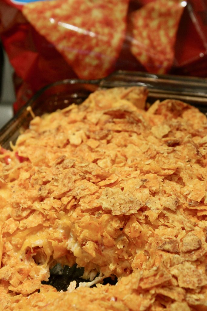 My Dorito casserole recipe