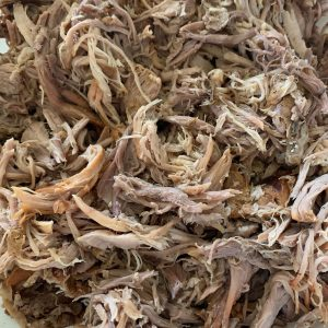 pulled pork butt roast to use in several dinners