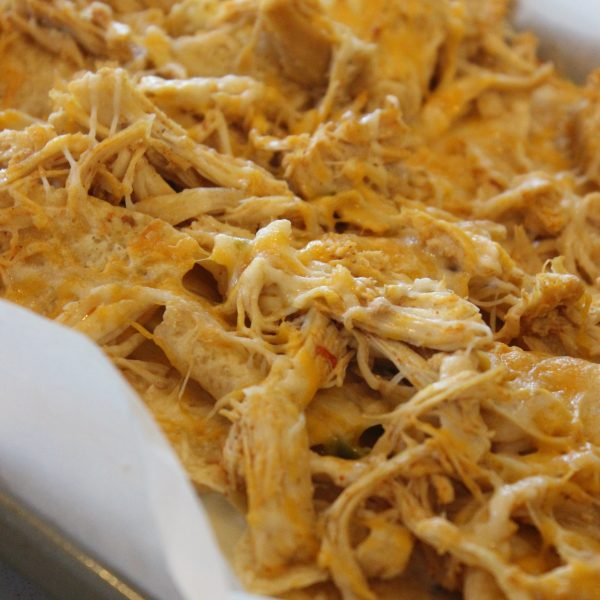 Chicken Nachos Recipe