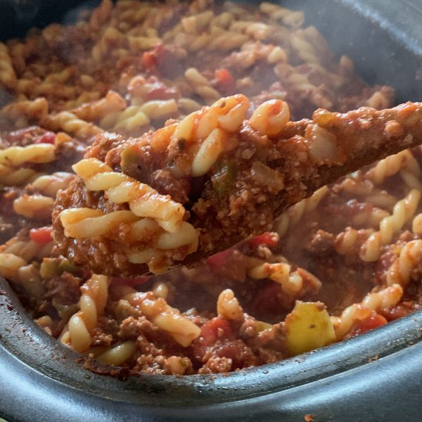 Crock Pot Goulash