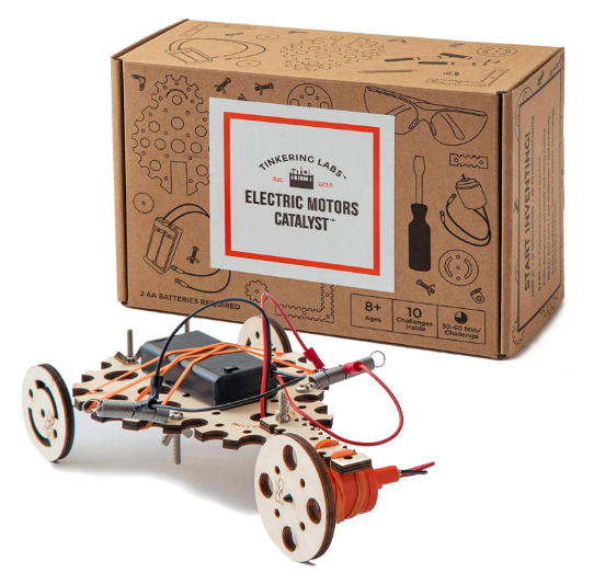 tinkering toys for ten year old boys