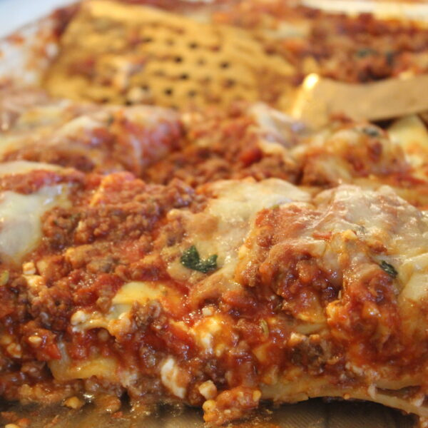 The Best Lasagna (without Ricotta)